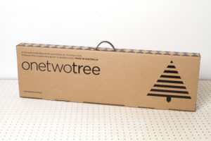 One Two Tree Christmas Tree Packaging