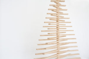 Large Wooden Christmas Tree - One Two Tree Designs