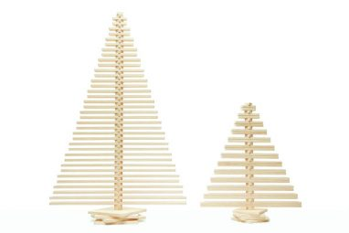 Eco-friendly Christmas Tree in two sizes, from One Two Tree