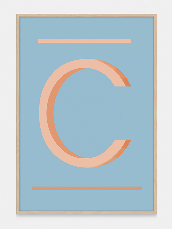 ABC-Art-Prints-in-orange-c