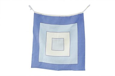 Linen Nautical Flag W2 from One Two Tree