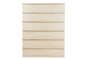 7x6 Plain Message Board - Wooden Message Board by One Two Tree Designs