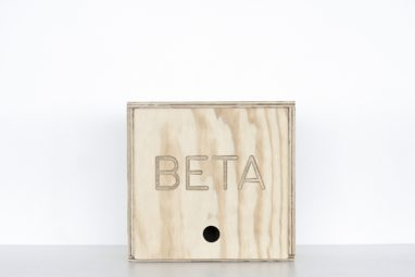 Beta Set of Wooden Tiles from One Two Tree