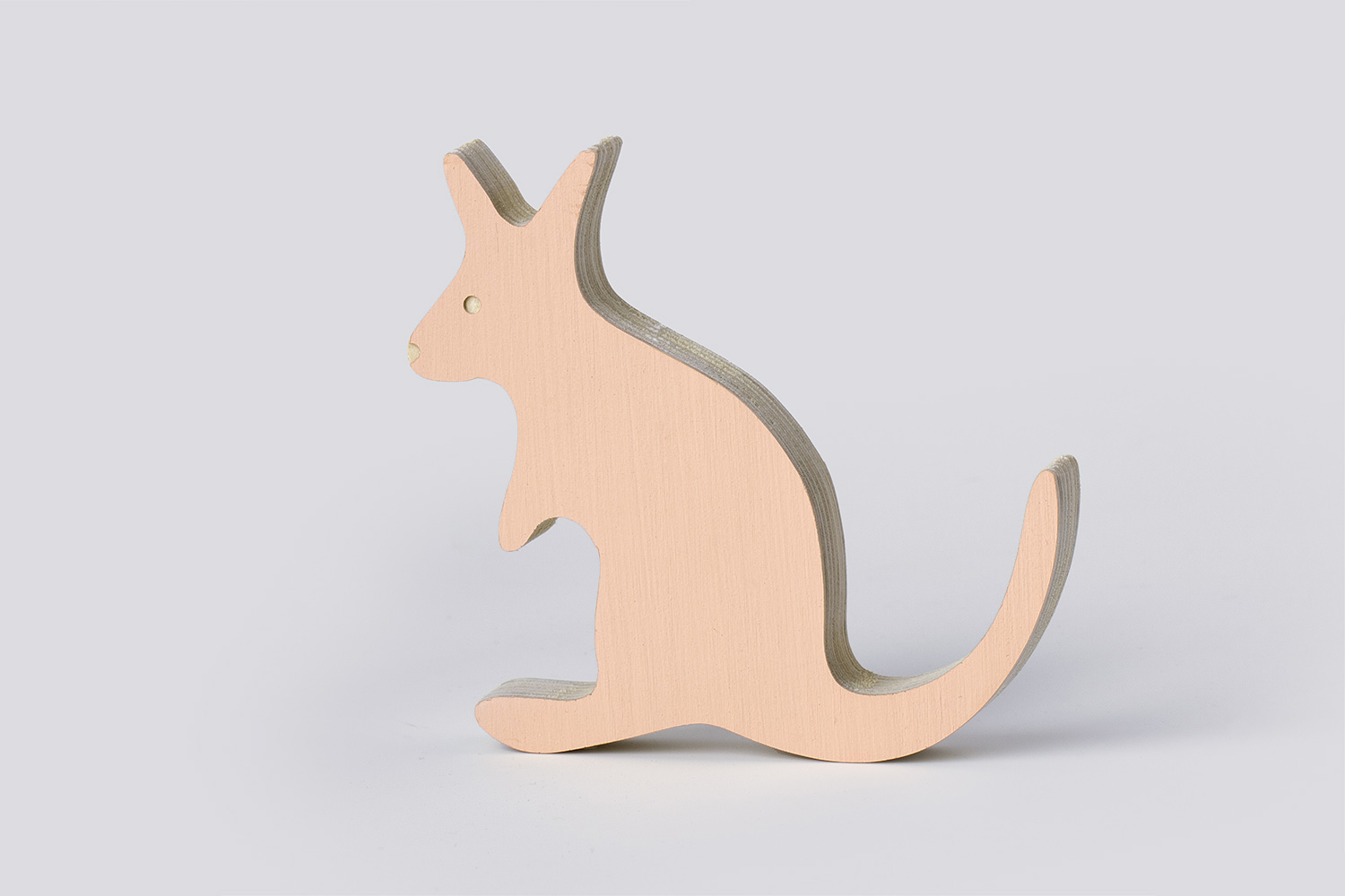Wooden-Kangaroo-Decor