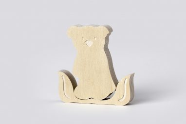 Koala Wooden Wall Decor from One Two Tree