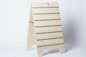 Large Sandwich Wooden Message Board from One Two Tree