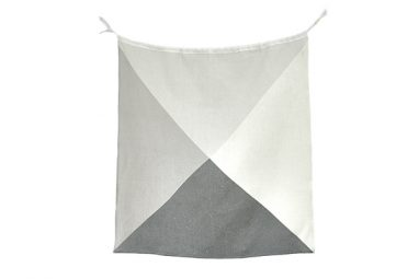 Linen Nautical Flag Z2 from One Two Tree