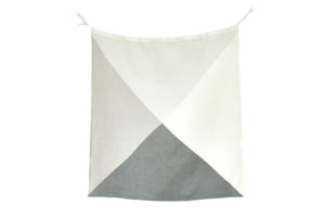 Linen Nautical Maritime Flag from One Two Tree Designs