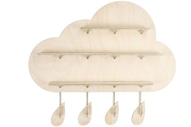 Rainy Cloud Treasure Board
