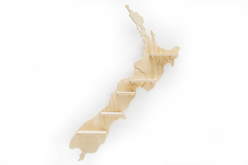 New Zealand treasure board