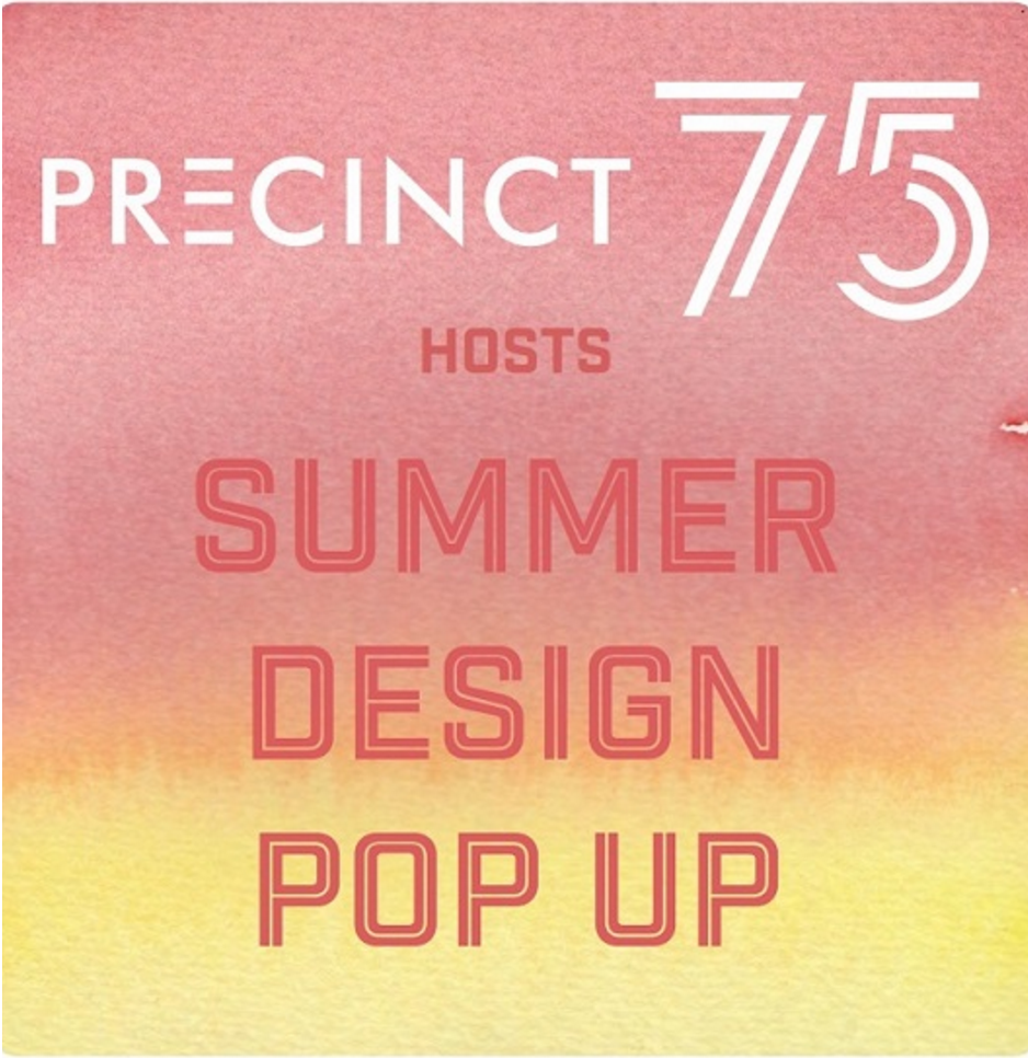 One Two Tree is taking part of precinct's summer pop-up