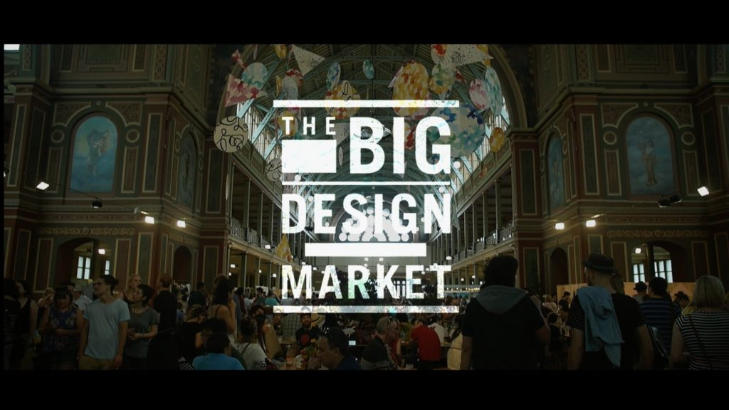 One Two Tree is participating in the Big Design Market Melbourne